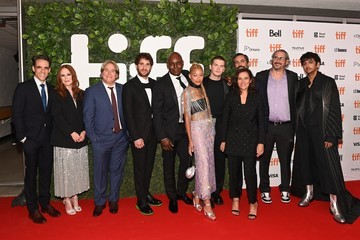 Julianne Moore Colton Ryan Universal Pictures Presents The World Premiere Of DEAR EVAN HANSEN At The Opening Night Of The Toronto International FilmFestival