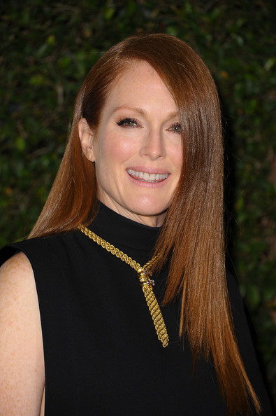 Julianne Moore - LoveGold Celebrates 2013 Golden Globe Nominee Julianne Moore