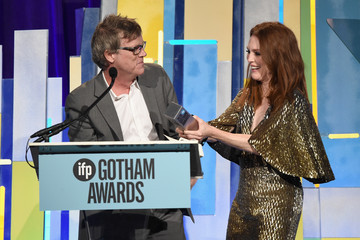 Julianne Moore Todd Haynes 25th Annual Gotham Independent Film Awards - Inside