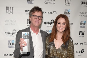 Julianne Moore Todd Haynes The 25th IFP Gotham Independent Film Awards Co-Sponsored By FIJI Water
