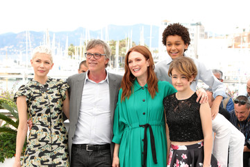 """Julianne Moore Todd Haynes """"Wonderstruck"""" Photocall - The 70th Annual Cannes Film Festival"""