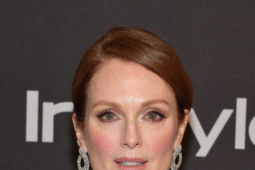 Julianne Moore The 2019 InStyle And Warner Bros. 76th Annual Golden Globe Awards Post-Party - Red Carpet