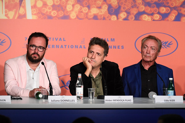 """""""Bacurau"""" Press Conference -The 72nd Annual Cannes Film Festival"""