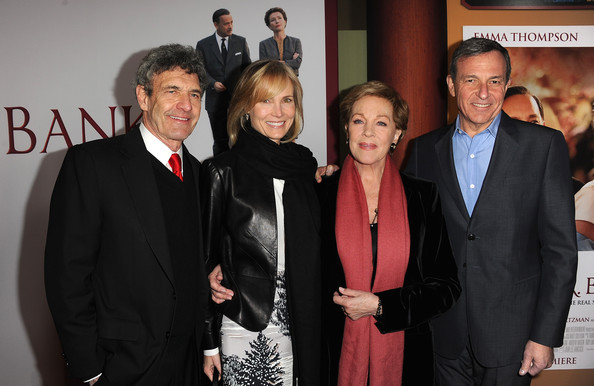 Julie Andrews and Bob Iger Photos Photos - Zimbio
