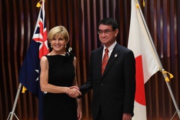 Julie Bishop The Asia-Pacific Economic Cooperation (APEC) Summit in Danang