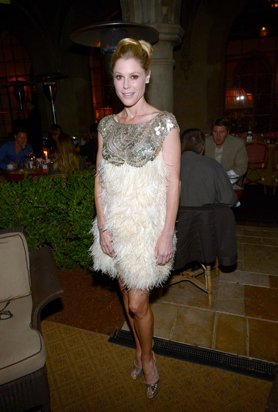 Julie Bowen - Naaem Khan Private Dinner