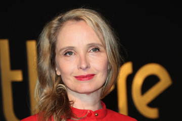 Julie Delpy Panthere De Cartier Party In LA - Arrivals