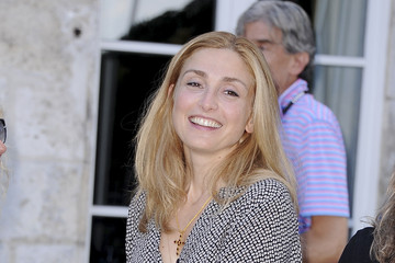 Julie Gayet 8th Angouleme French-Speaking Film Festival : Day 4