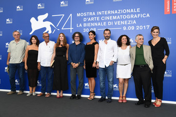 Julie Gayet The Insult (L'Insulte) Photocall - 74th Venice Film Festival
