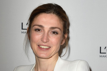 Julie Gayet L'Oreal & Unifrance Films 65th Anniversary Cocktail
