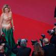 Julie Gayet 'Ash Is The Purest White (Jiang Hu Er Nv)' Red Carpet Arrivals - The 71st Annual Cannes Film Festival