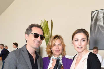 Julie Gayet Paris Eiffel Jumping Presented By Gucci - Day 2