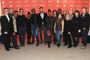 Julie Goldstein 2018 Sundance Film Festival - 'Come Sunday' Premiere