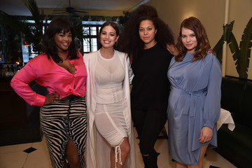 Julie Henderson Lane Bryant and Ashley Graham Celebrate the Launch of Her New Book