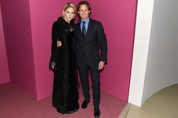 Julie Macklowe 2015 Guggenheim International Gala Dinner, Made Possible by Dior