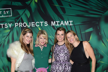 Julie Macklowe Artsy Projects Miami Presented by Gucci With Bombay Sapphire