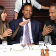 Julie Pierce Jason Binn Hosts a Dinner Party for Paul Pierce