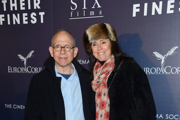 Julie Taymor STXfilms And EuropaCorp With The Cinema Society Host The Premiere Of 'Their Finest'