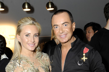 Julien Macdonald Etihad Airways Celebrates Runway To Runway With Special Guest Julien MacDonald Obe