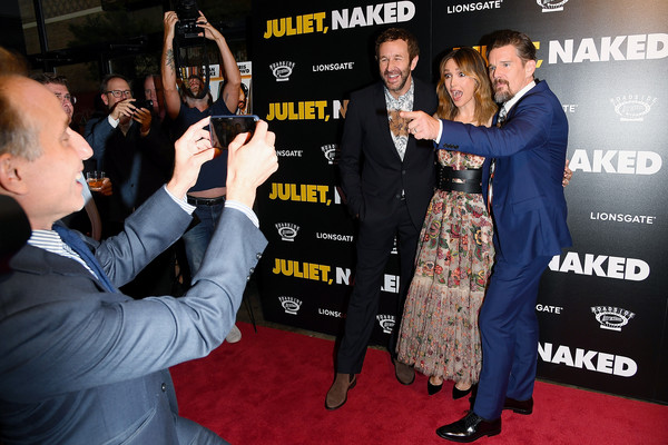 'Juliet, Naked' New York Premiere