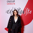 Juliette Binoche Christian Louboutin Presents During - Paris Fashion Week Womenswear Fall/Winter 2020/2021 - Exhibition Opening 'L'Exhibition[niste]'
