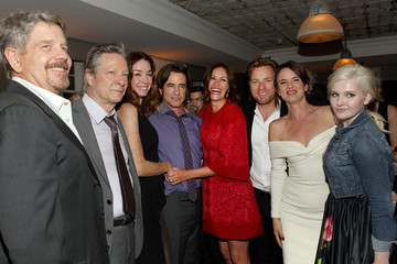 Juliette Lewis Chris Cooper 'August: Osage County' Party in Toronto