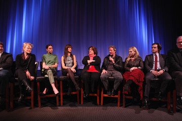 Juliette Lewis Chris Cooper 'August: Osage County' Screening in NYC