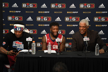 Julius Erving BIG3 - Week Three