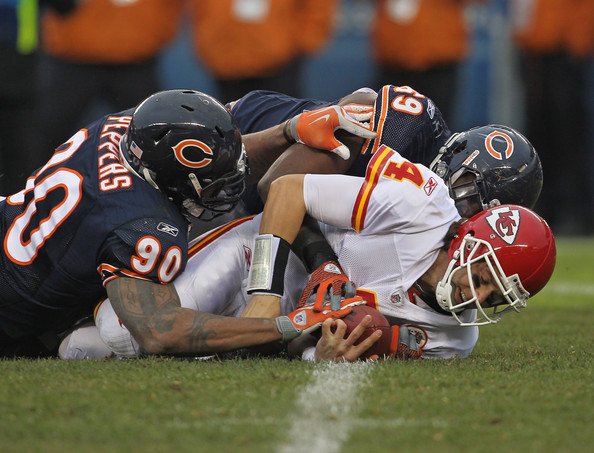 Kansas City Chiefs v Chicago Bears
