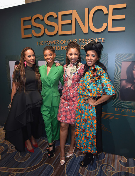 2018 Essence Black Women In Hollywood Oscars Luncheon - Sponsors