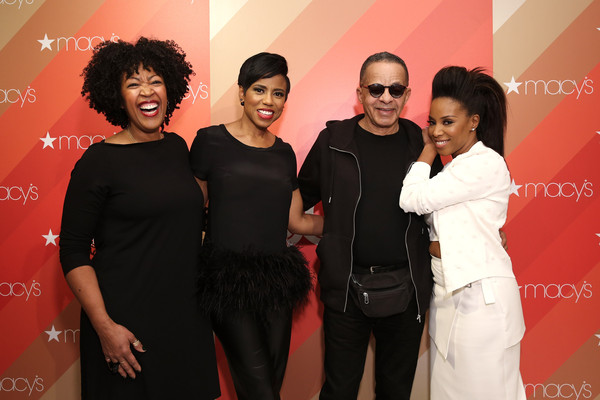 Macy's Herald Square Black History Month Celebration [the soul era,red,event,fashion,fun,premiere,photography,flooring,party,red carpet,johnetta boone,ambrose,stephen burrows,jacque reid,l-r,macys herald square,new york city,macys herald square black history month celebration]