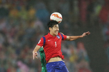 Jung Sung-Ryong South Korea v Iraq
