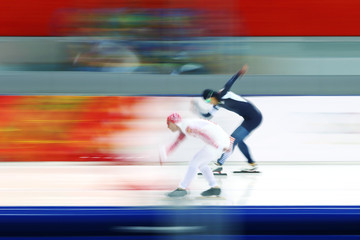 Junho Kim Winter Olympics: Men's Speed Skating