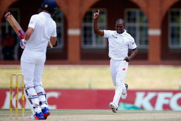 Junior Dala South Africa Invitation XI v England - Tour Match: Day Three