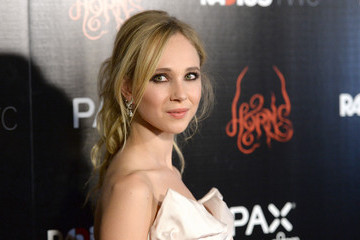 "Juno Temple Premiere Of RADiUS-TWC's ""Horns"" - Arrivals"
