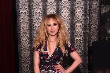Juno Temple 2017 Tribeca Film Festival After Party for 'One Percent More Humid' Sponsored by Tanqueray at The Chester
