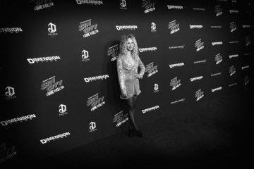 Juno Temple Alternative Views of the 'Sin City: A Dame to Kill For' Premiere
