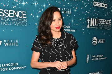 Jurnee Smollett-Bell Essence Black Women In Hollywood Awards - Red Carpet