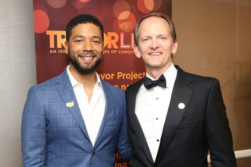 Jussie Smollett The Trevor Project's TrevorLIVE LA 2018 - Show & After Party