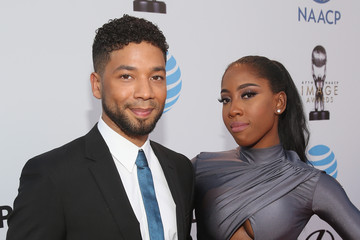Jussie Smollett 47th NAACP Image Awards Presented By TV One - Red Carpet