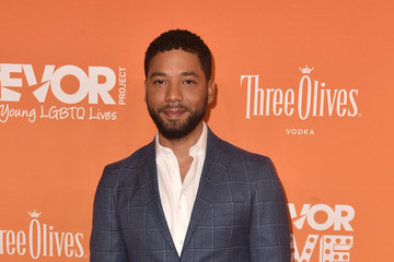 Jussie Smollett The Trevor Project's 2018 TrevorLIVE LA Gala - Arrivals