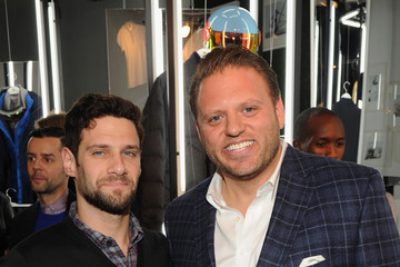 Justin Bartha GQ X Lacoste Celebrate Sport Pop-Up Shop Opening In NYC Hosted By Paul Wesley
