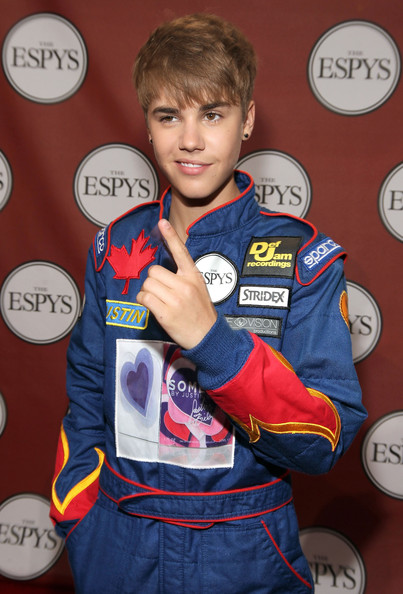 Justin Bieber Singer Justin Bieber attends The 2011 ESPY Awards at Nokia Theatre L.A. Live on July 13, 2011 in Los Angeles, California.