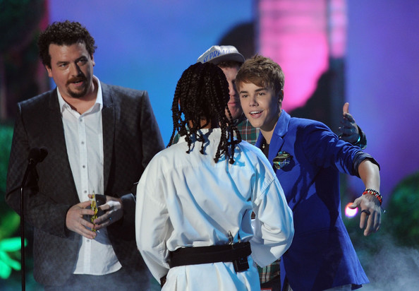Justin Bieber - 2011 MTV Movie Awards - Show