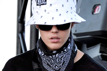 Justin Bieber 2014 Coachella Valley Music and Arts Festival - Day 3