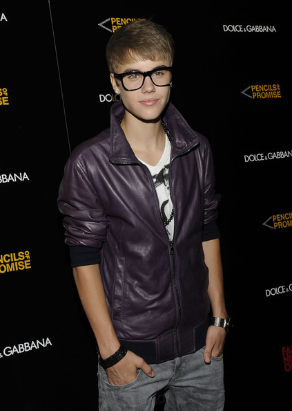 Justin Bieber Justin Bieber attends the Dolce & Gabbana Boutique on September 8, 2011 in New York City.