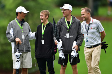 Justin Bieber PGA Championship - Preview Day 2