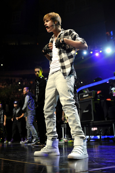 Justin Bieber Pictures Z100 39 S Jingle Ball 2010 Presented By H M Show Zimbio