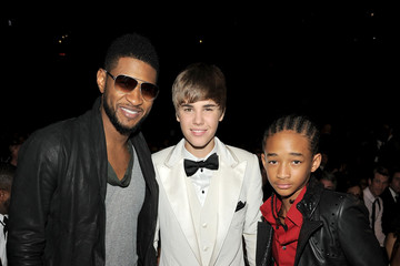 Justin Bieber The 53rd Annual GRAMMY Awards - Roaming Inside