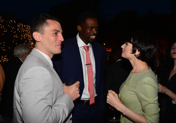 Inside the BritWeek Launch Party